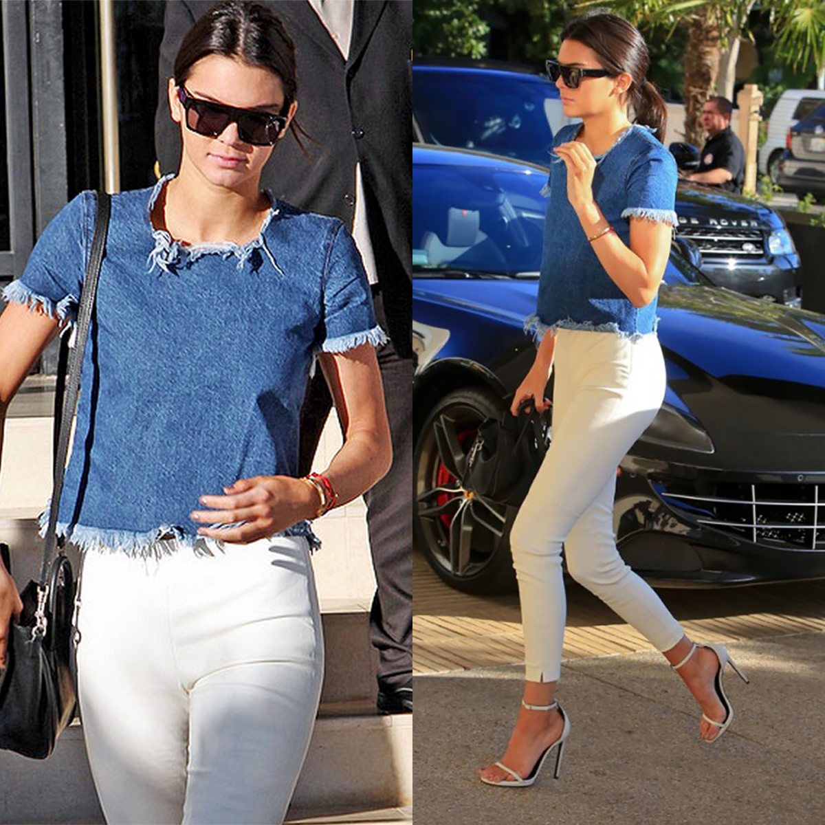 LOOK FOR LESS: Kendall Jenner