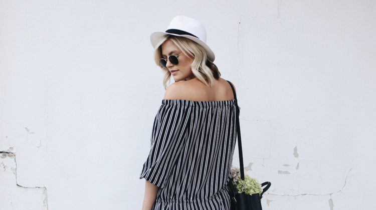 TREND WATCH: Off-the-Shoulder Tops